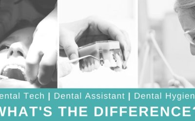 What's the Difference Between a Dental Tech, Assistant & Hygienist?